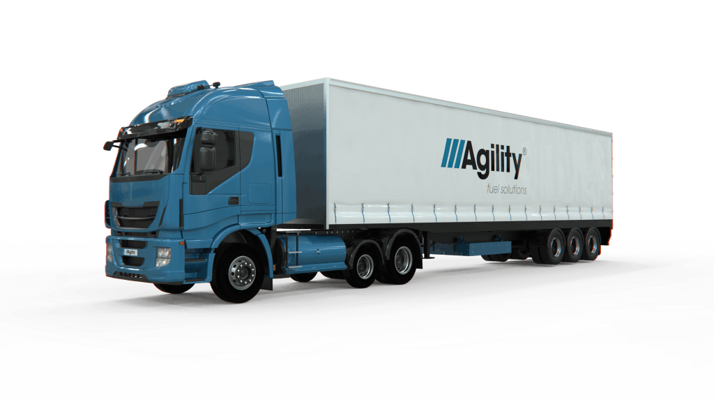 Agility Launches Cng Tractor And Trailer Mounted Cng System For Uk Market Oem Off Highway