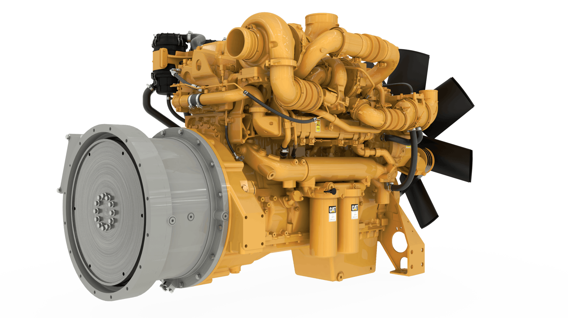 Caterpillar Introduces Hybrid Engine Concept | OEM Off-Highway