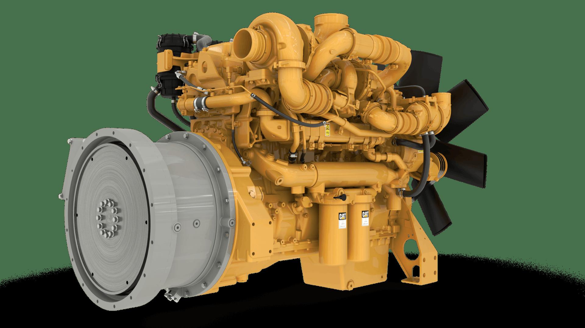Caterpillar Introduces Hybrid Engine Concept | OEM Off-Highway