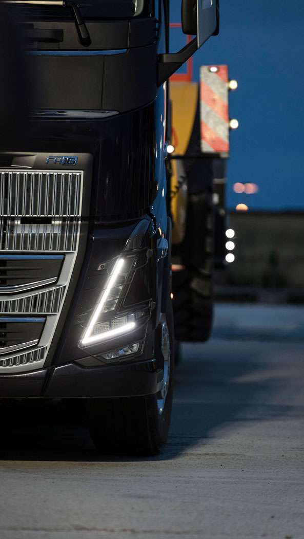volvo trucks launches new generation of heavy-duty trucks
