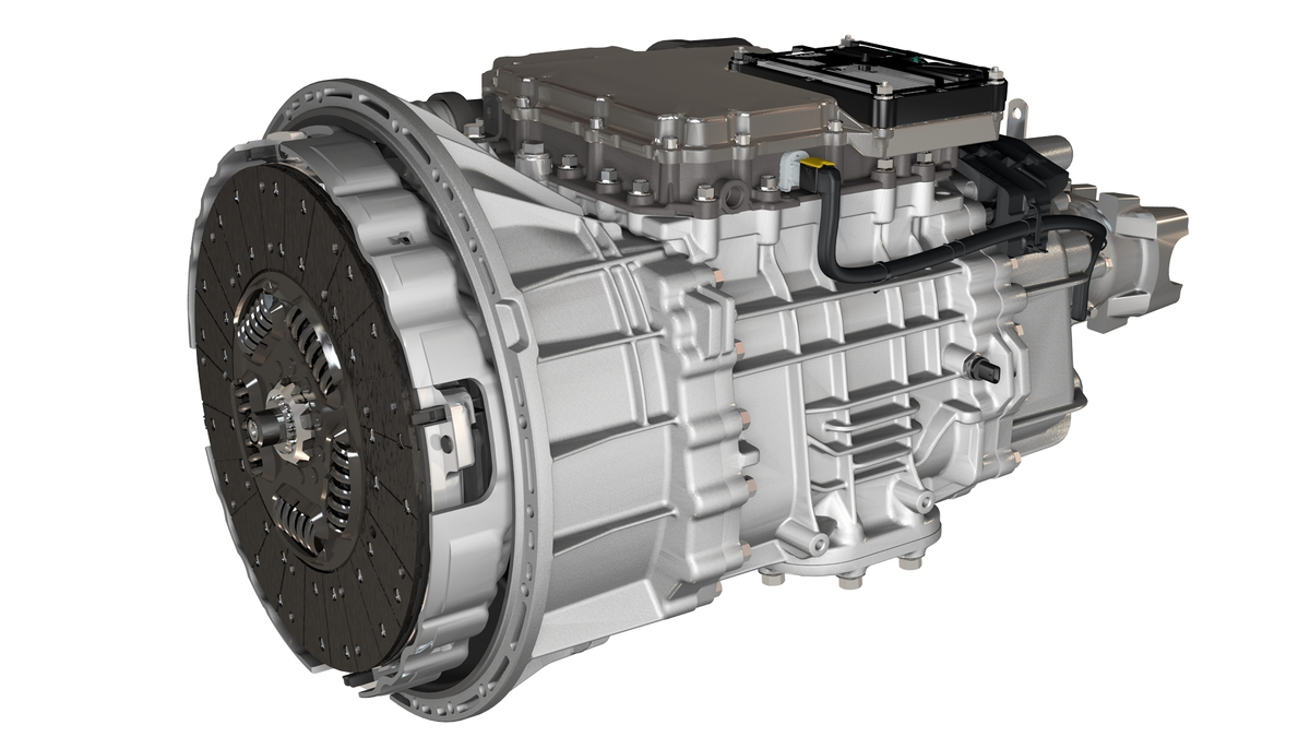 Eaton Cummins Endurant HD Transmission Available at All Major Truck Manufacturers