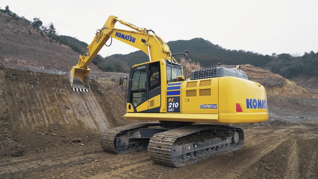 Komatsu Continues Expanding intelligent Machine Control Availability