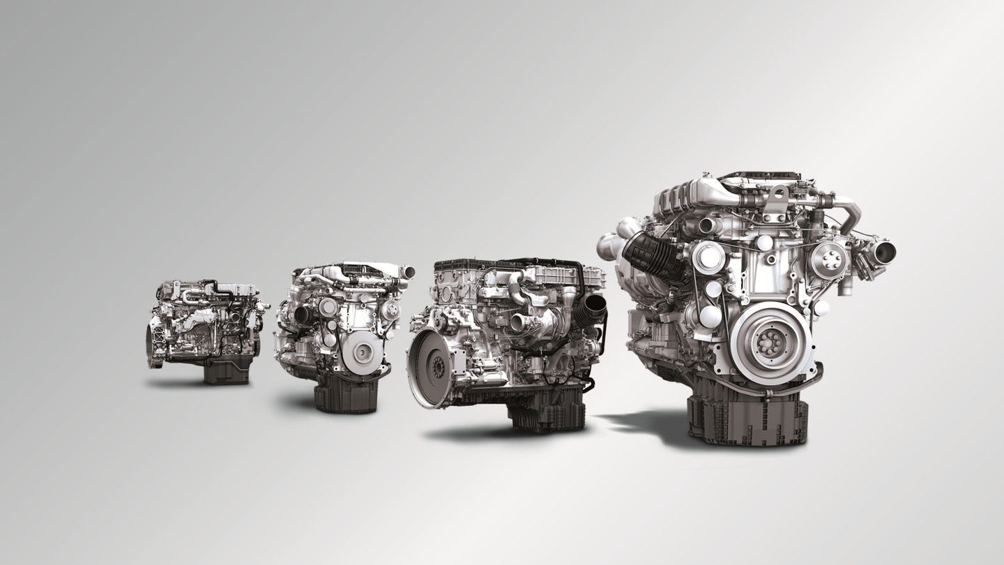 MTU's Series 1000, 1100, 1300 and 1500 engines are available with dual-certification for use in multiple global markets.