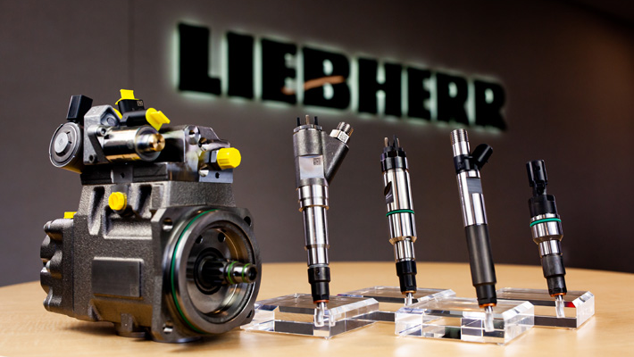 Liebherr Provides Insight Into Fuel Injection Technology